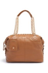 Modern Simplicity Leather Satchel