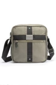 Nylon Cross-body Daypack