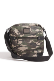 Camo Cross-Body Daypack