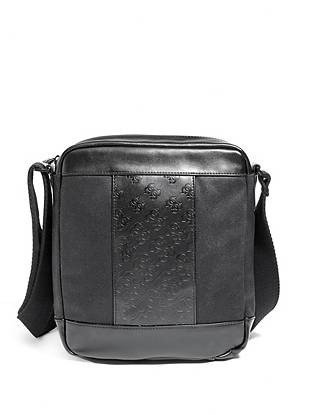 Whether you're traveling abroad or staying local, this sleek black daypack is the perfect carryall. Fill it with your tablet, notebook and even a camera with room to spare.