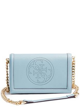 Quattro G Perforated Cross-Body