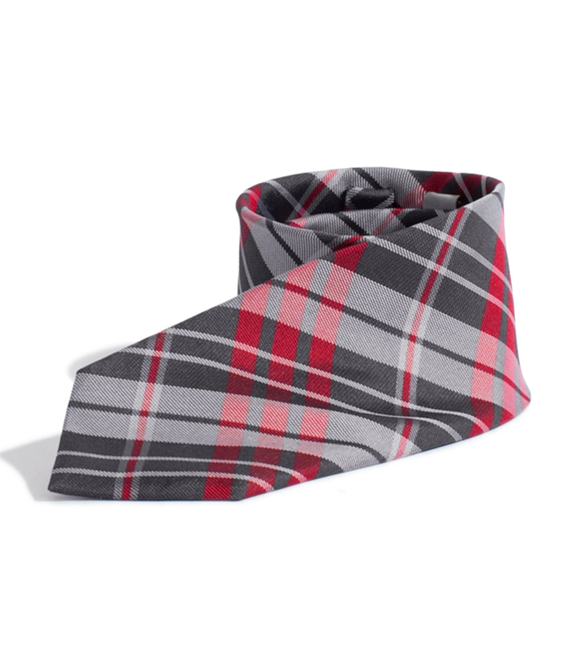 G by GUESS Red Plaid Tie, RED