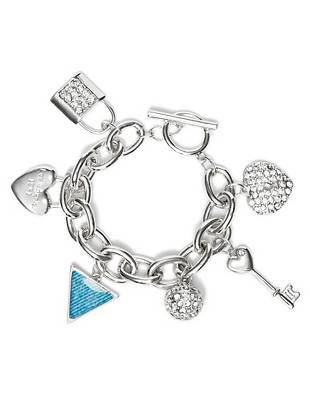 Exclusive Denim Day 2015 Charm Bracelet