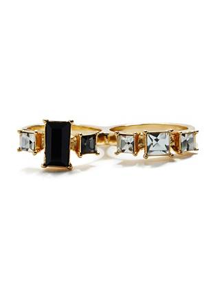 Selina Two-Finger Ring