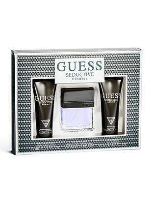 GUESS Seductive Homme Three-Piece Gift Set