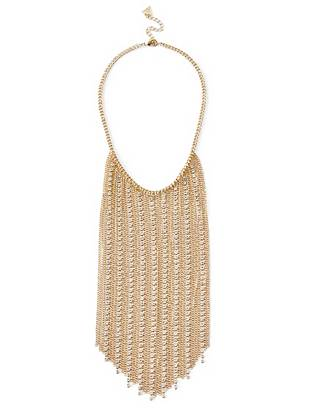 Julie Fringe Necklace
