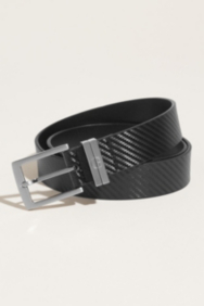 Dressy Embossed Harness Belt