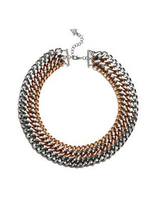 Susanna Multi-Row Chain Necklace