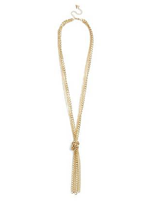Kylie Knot Necklace