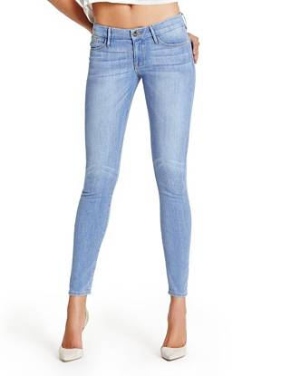 The Skinny No. 61 Jean in Serene Wash