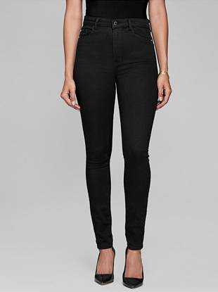 The Stiletto No. 97 Skinny Jean in Black