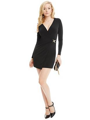 Lettie Wrap Dress