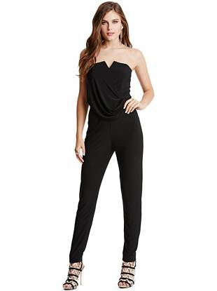 Brooke Strapless Jumpsuit