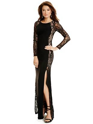 Valerie Lace Maxi Dress