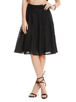 Evette Flared Skirt