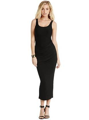 Club Dresses - Flaure Knit Dress