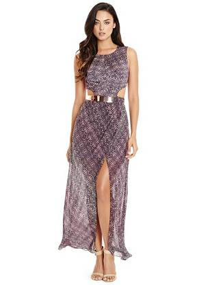 Maxi Winter Dresses - Carnaby Maxi Dress
