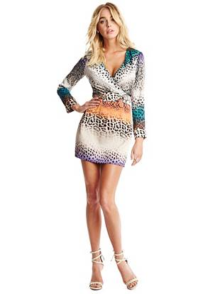 Club Dresses - Wild Streak Dress