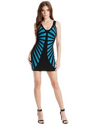 Club Dresses - Saville Bandage Dress