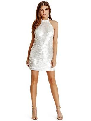 Club Dresses - Kendal Paillette Dress