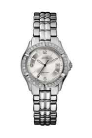 Stainless Steel Bracelet Watch - Silver