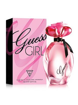 GUESS Girl Eau De Toilette, 3.4 Oz