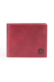 Red Arapahoe Passcase Wallet