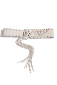 The Festival Collection – Pavilla Fringed Belt