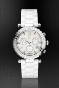 Gc DIVER CHIC® Diamond Chronograph Timepiece
