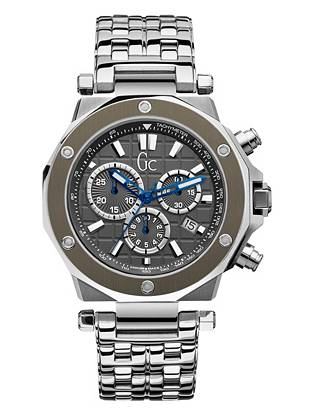 Gc Swiss Watches - Gc 3 Chronograph Timepiece