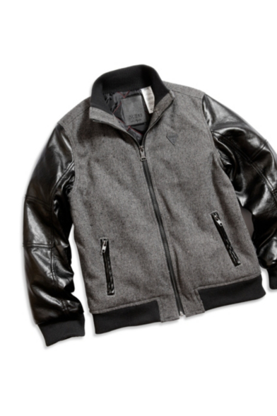 Boys Leather Jacket | Youth Boys Leather Jackets Boys Black