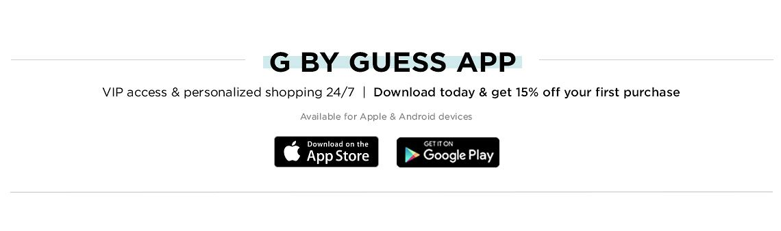 G by Guess App