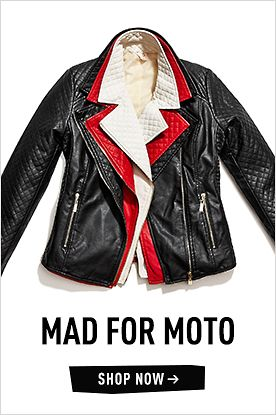 MAD FOR MOTO
