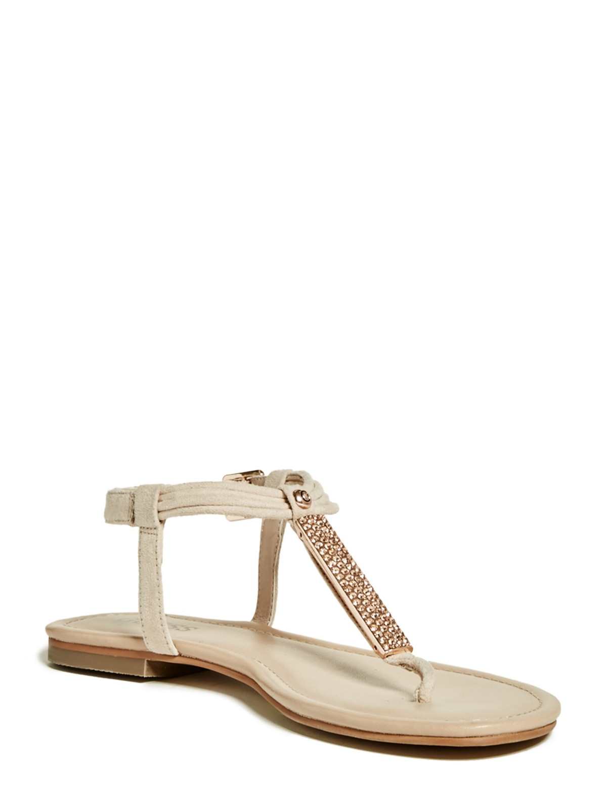 Model GUESS G By Guess Women39s Lei TStrap Flat Thong Sandals Women39s Shoes
