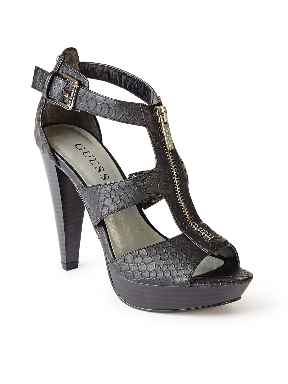 Popular Buy Guess Womens Evalea Wedge Sandal And Other Platforms &amp Wedges At  Our Wide Selection Is Elegible For Free Shipping And Free Returns Cork Slip On Wedge A Classic Summer Slip On Frayed Edges Make It Stick Out From The Crowd