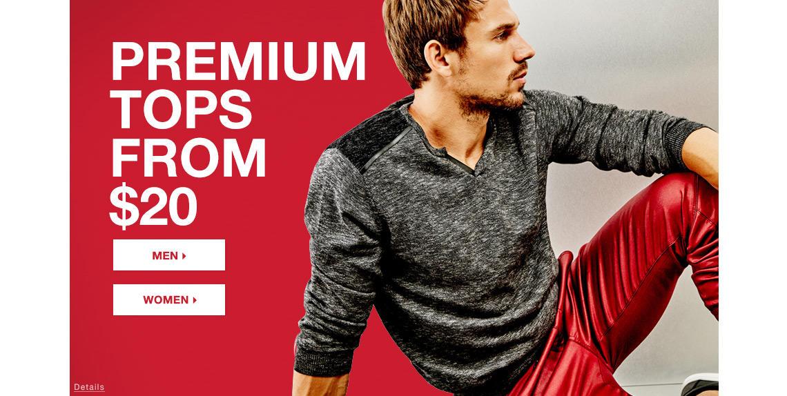 Premium Tops