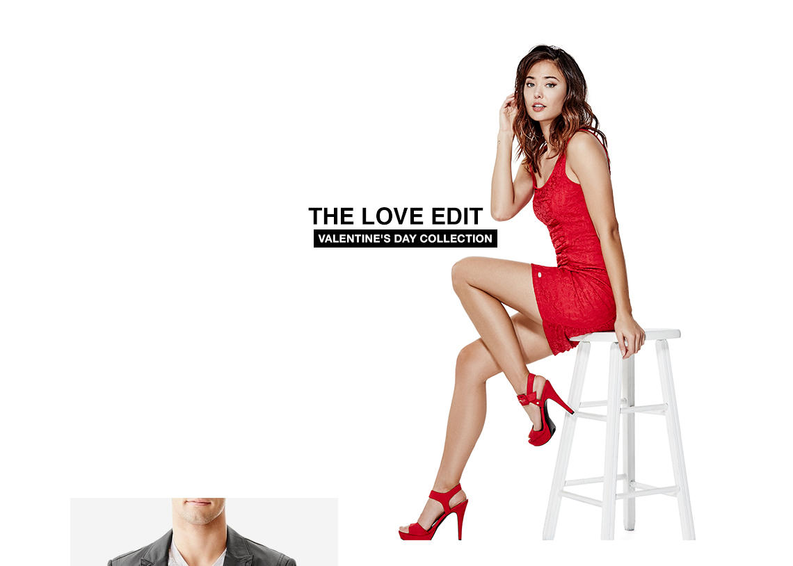 The Love Edit