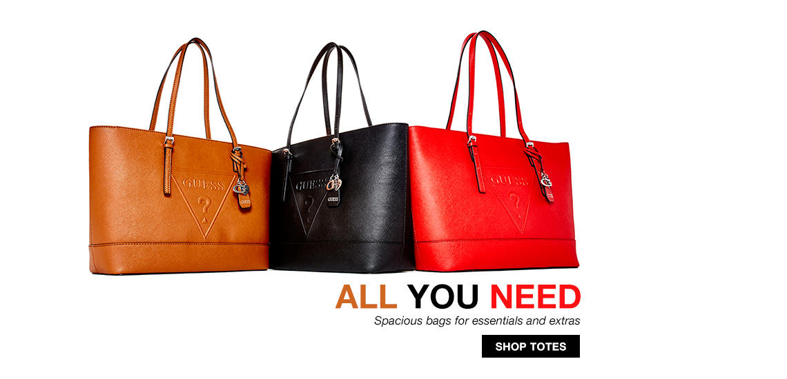 All You Need: Shop Totes