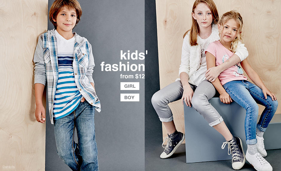 Kids' Fashion