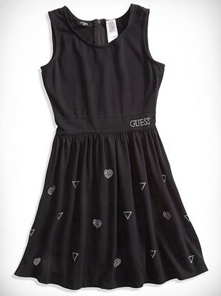 Guesskids Big Girl Rhinestone-Embellished Dress (7-16)