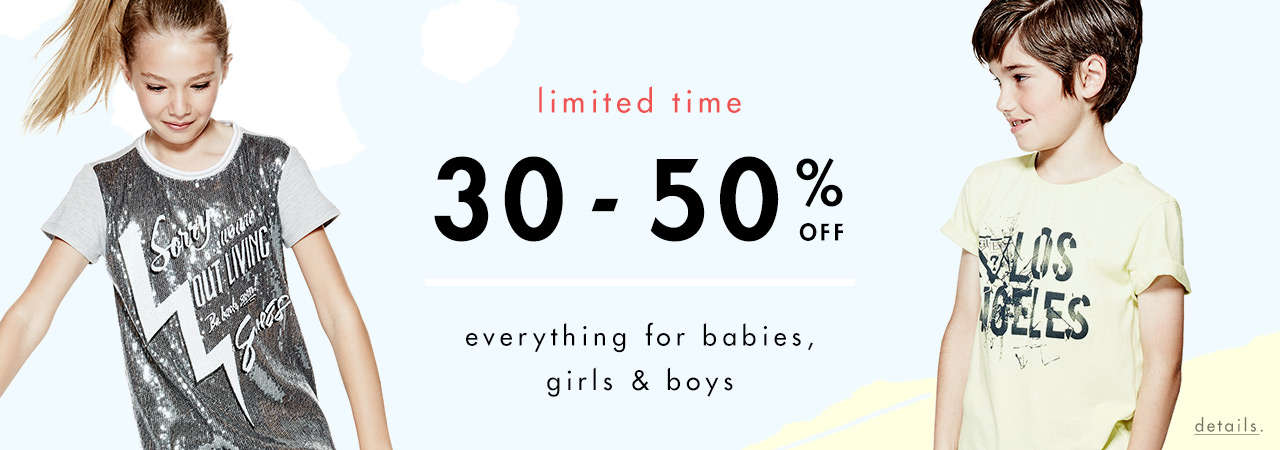 Sale Extra 50% Off