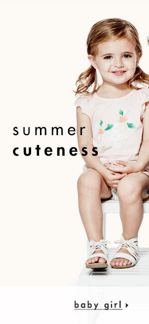 summer cuteness - girl