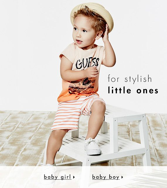 for stylish little ones