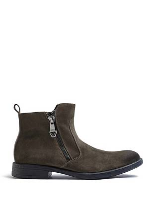 Perfect for casual days and dressy nights, these sleek, versatile boots go with anything in your closet.