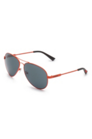 Gage Aviator Sunglasses, 60mm