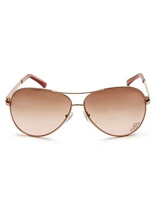 Kylie Aviator Sunglasses