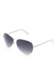 Kylie Metal Aviator Sunglasses