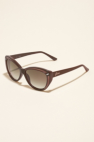 Fallon Retro Cat Eye Sunglasses