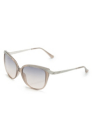 Lizard-Texture Cat Eye Sunglasses