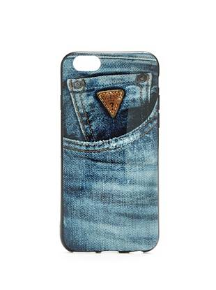 Denim iPhone 6 Silicone Case